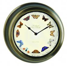 Часы настенные GardmanТаблички и указатели<br>Тип: часы, Материал: металл, На стену: есть<br>