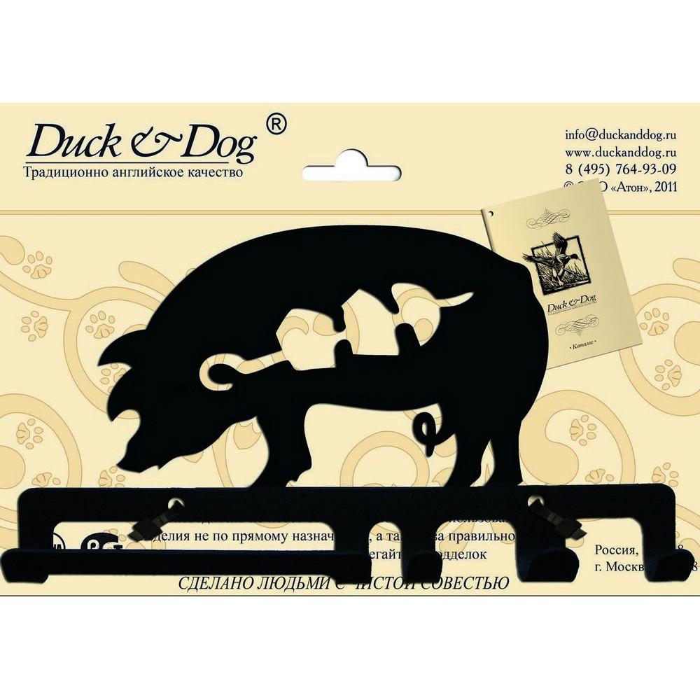 Держатель Duck & dog