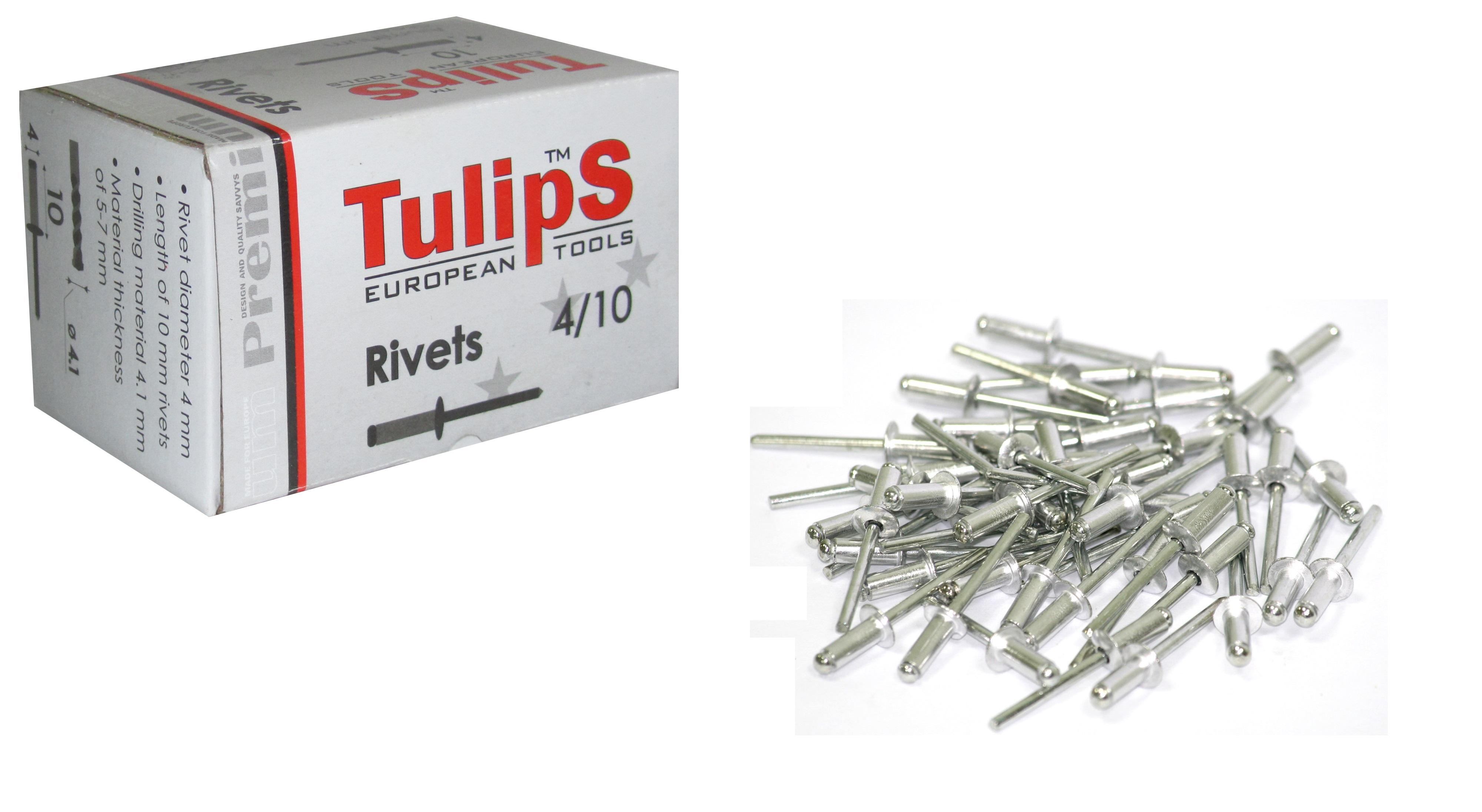 Заклепка Tulips tools