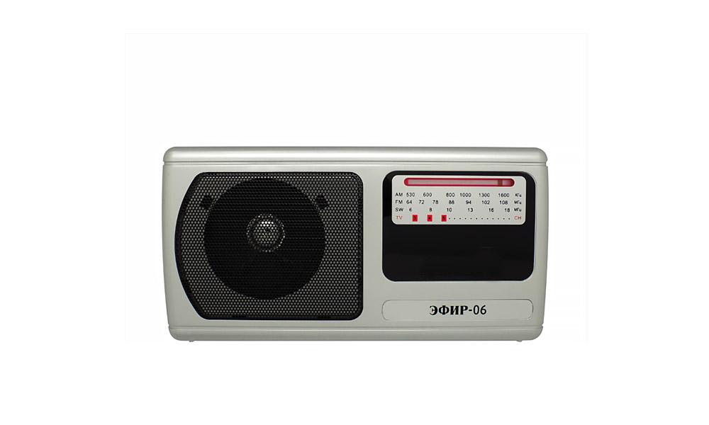 Радио ЭФИР 06 fm-am-sw