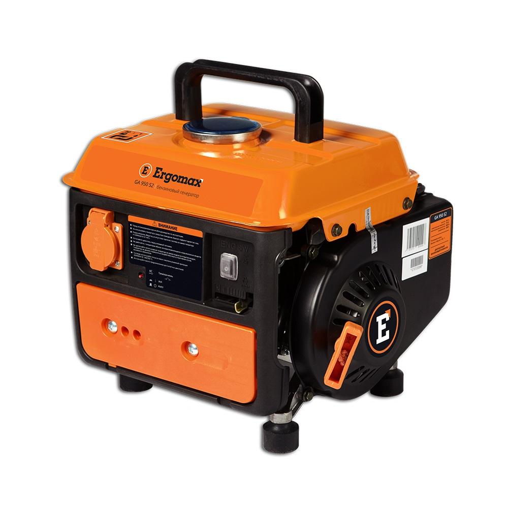 Бензиновый генератор Ergomax