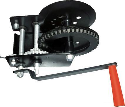 Лебедка механическая TOR LHW-1200 20м
