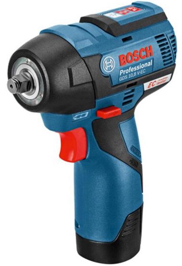 Гайковерт аккумуляторный Bosch