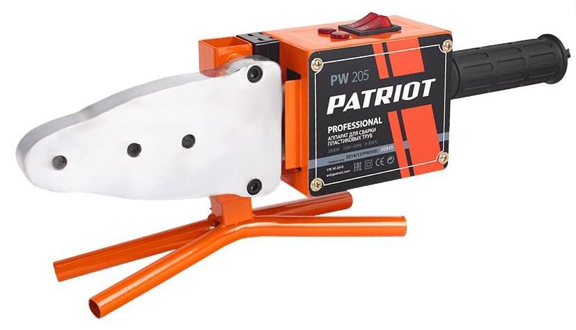 Аппарат для сварки пластиковых труб Patriot