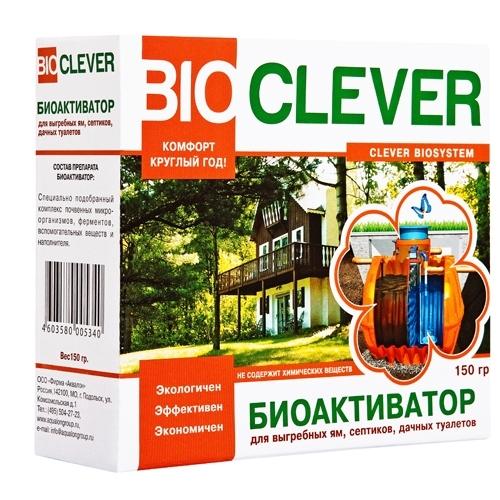 Препарат Clever от 220 Вольт