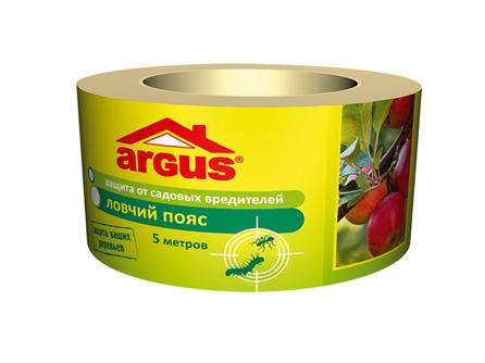 Пояс ArgusЗащита от насекомых<br>Форма выпуска: пояс, Тип: пояс, Область применения: насекомые, Тип защиты: от укусов<br>