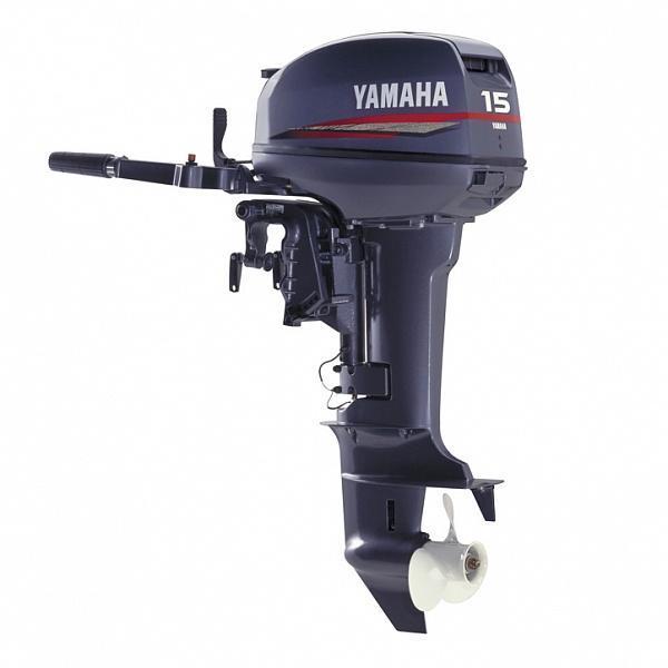 ����� �������� Yamaha 15fmhs