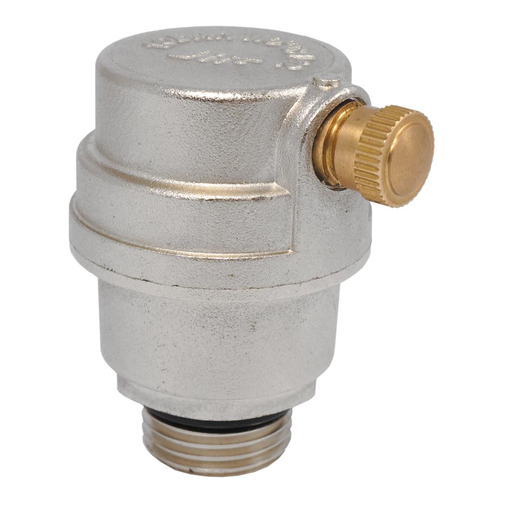 Воздуховод JifКомплектующие для радиаторов<br>Тип: воздуховод,<br>Цвет покрытия: хром,<br>Размер: 1/2  <br>