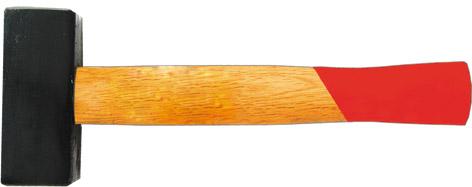 Кувалда КУРСМолотки ручные<br>Тип молотка: кувалда,<br>Материал рукоятки: древесина<br>