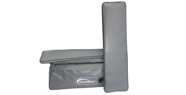 комплект мягких накладок с сумкой для лодок хантер 280 320