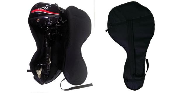 Чехол HunterboatПринадлежности для моторов<br>Тип: чехол, Материал: ткань<br>