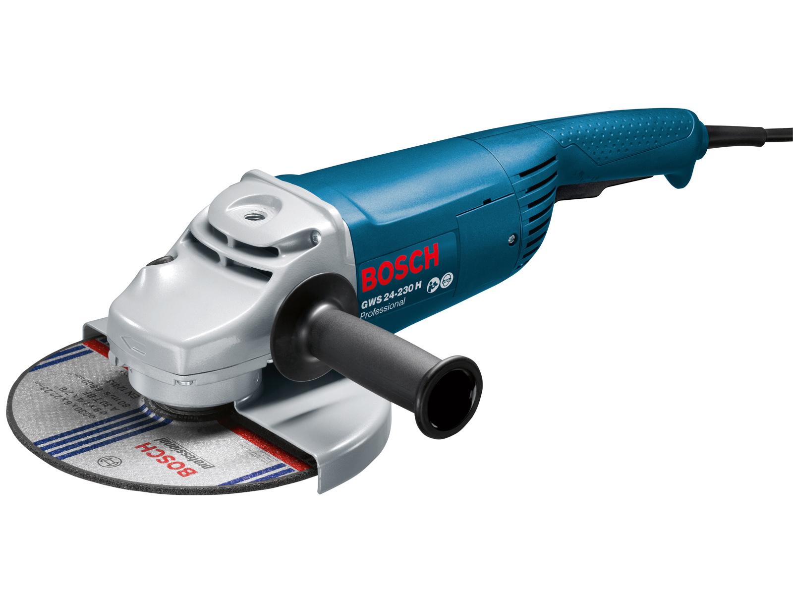 Ушм (болгарка) Bosch Gws 24-230 h