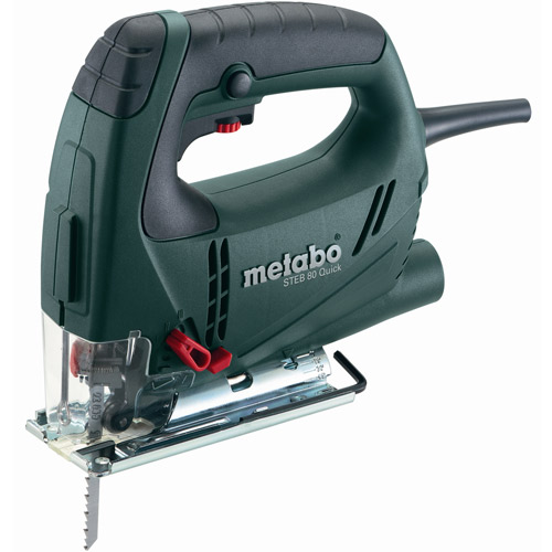 Лобзик Metabo Steb 80 quick в кейсе