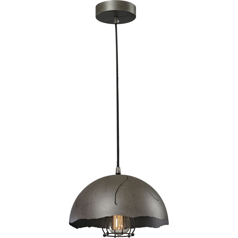 Светильник подвесной LoftСветильники подвесные<br>Количество ламп: 1, Мощность: 60, Назначение светильника: подвесной, Стиль светильника: стимпанк, Материал светильника: металл, Высота: 1200, Ширина: 300, Тип лампы: накаливания, Патрон: Е27, Цвет арматуры: черный<br>