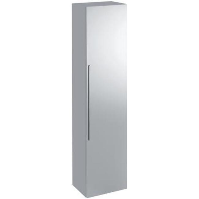 Шкафчик KeramagМебель для ванной комнаты<br>Тип: шкафчик,<br>Тип установки мебели для ванной: подвесной,<br>Материал изготовления мебели для ванной: дсп,<br>Зеркало: есть,<br>Высота: 360,<br>Ширина: 1500,<br>Глубина: 309,<br>Цвет мебели для ванной: белый,<br>Коллекция: icon<br>