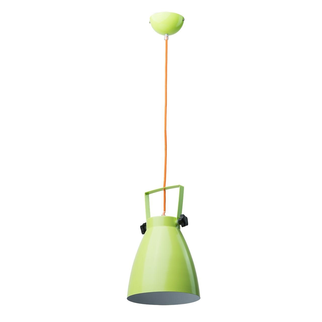 Люстра RegenbogenЛюстры<br>Назначение светильника: для комнаты,<br>Стиль светильника: арт деко,<br>Тип: потолочная,<br>Материал светильника: металл,<br>Материал плафона: металл,<br>Материал арматуры: металл,<br>Длина (мм): 230,<br>Ширина: 130,<br>Диаметр: 210,<br>Высота: 1700,<br>Количество ламп: 1,<br>Тип лампы: накаливания,<br>Мощность: 60,<br>Патрон: Е27,<br>Цвет арматуры: зеленый,<br>Коллекция: Хоф<br>
