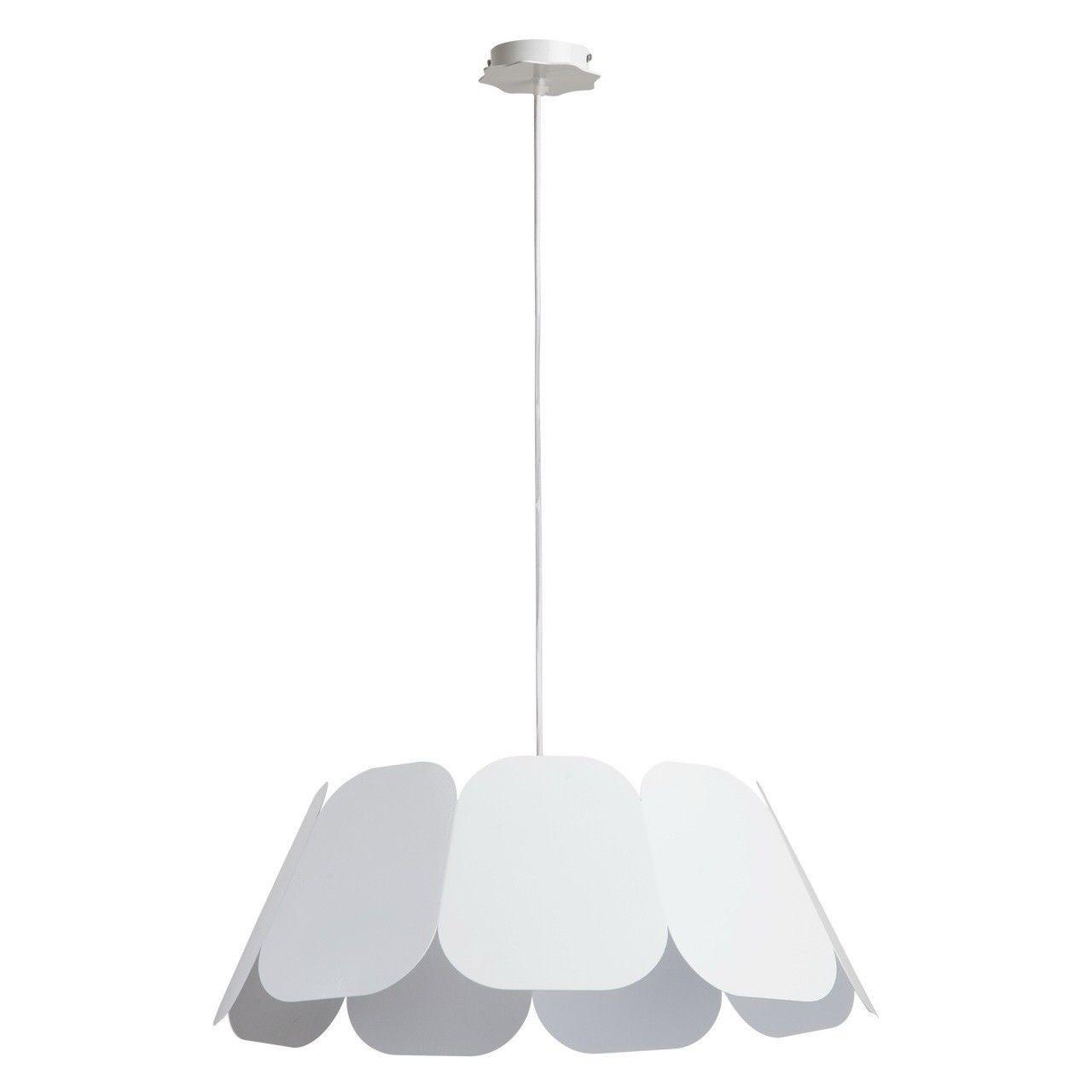 Люстра RegenbogenЛюстры<br>Назначение светильника: для комнаты, Стиль светильника: модерн, Тип: потолочная, Материал светильника: металл, Материал плафона: металл, Материал арматуры: металл, Длина (мм): 250, Ширина: 850, Диаметр: 600, Высота: 1200, Количество ламп: 3, Тип лампы: накаливания, Мощность: 60, Патрон: Е27, Цвет арматуры: белый, Родина бренда: Германия, Коллекция: Кассель<br>