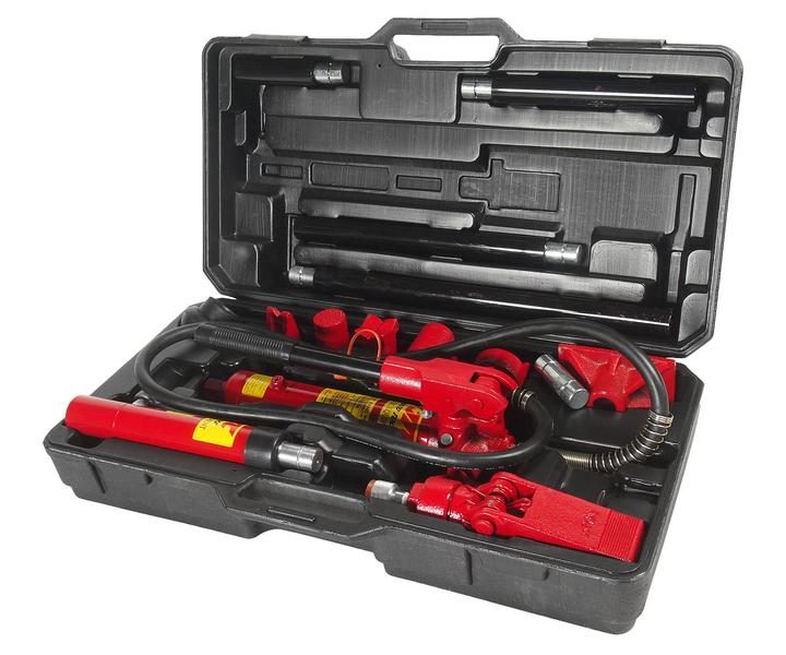 Набор JtcОборудование для кузовного ремонта<br>Тип: насос гидравл, Назначение: для выпрямления<br>