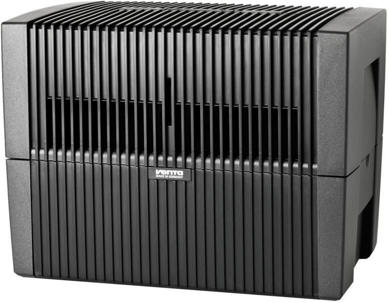 Увлажнитель воздуха VentaУвлажнители воздуха<br>Тип увлажнителя: традиционный,<br>Мощность: 8,<br>Напряжение: 220,<br>Производительность (м3/ч): 270,<br>Бак: 10,<br>Помещение: 75,<br>Уровень шума: 45,<br>Управление: механическое,<br>Тип установки: напольный,<br>Без сменных фильтров: есть<br>