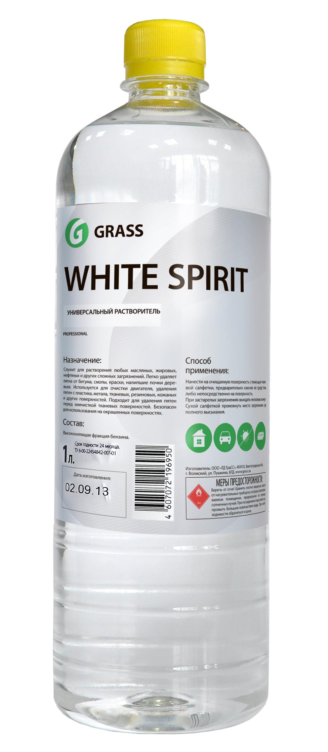 213101 white spirit, Растворитель