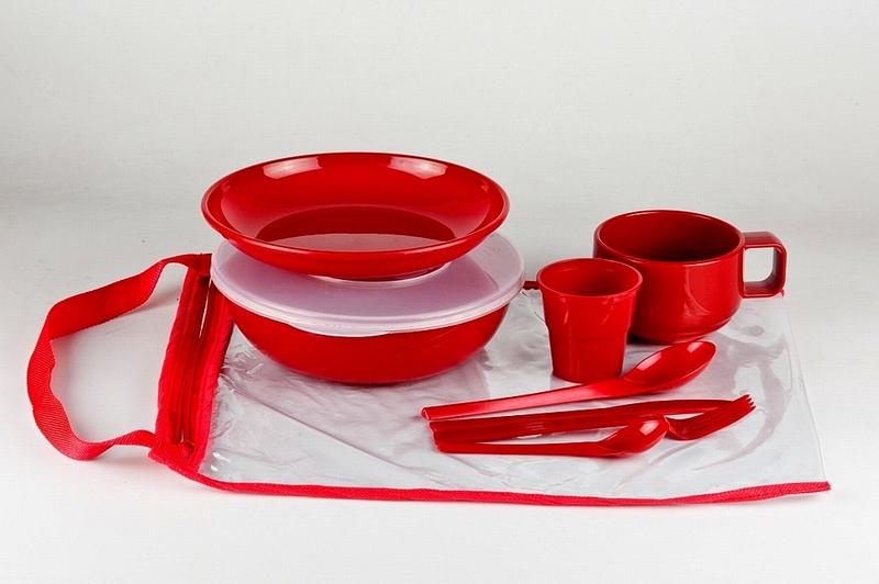 Набор посуды Solaris