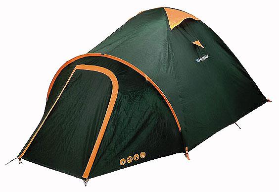 Палатка HuskyПалатки<br>Тип палатки: кемпинговый, Назначение палатки: туризм, Количество мест: 3, Количество комнат: 1, Количество входов: 2, Форма палатки: купол, Сезон: 3 сезона, Размеры: туризм, Длина (мм): BEAST, Ширина: 3, Высота: 1, Тамбур: есть, Количество слоев тента: 2, Москитная сетка: есть, Дно палатки: есть, Материал: полиэстер, Цвет: темно-зеленый<br>
