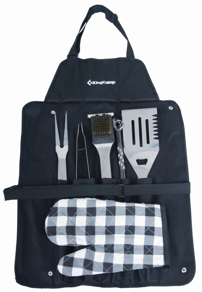 ����� ��� ������� King camp 2727 bbq tool set