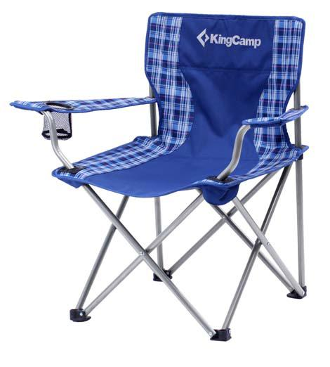 ������ King camp 3803 alu. arms chair