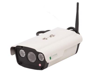Камера видеонаблюдения Zodiak
