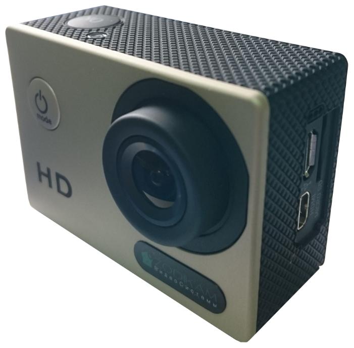 Экшн-камера Zodikam