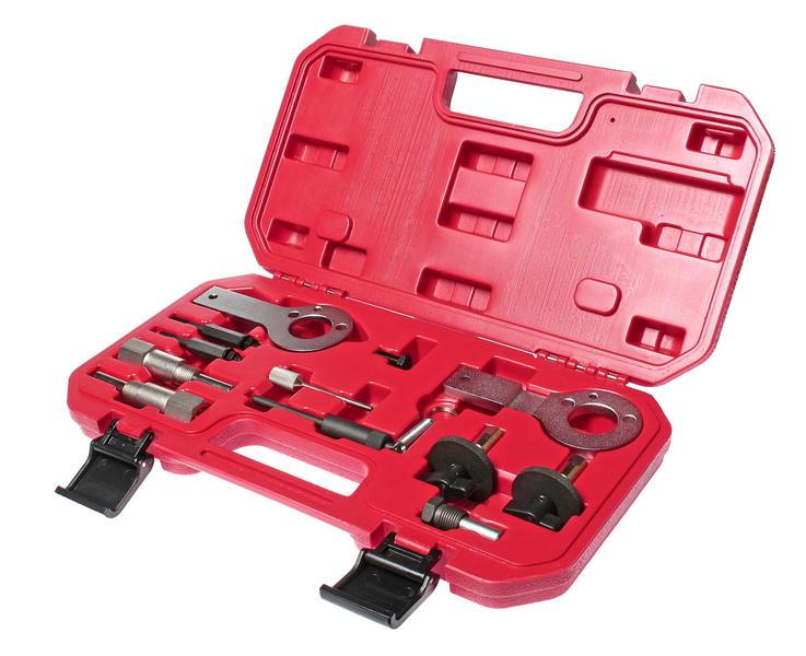 Набор JtcИнструмент для ремонта двигателя<br>Тип: инструмент, Назначение инструмента: для фиксации, Набор: есть<br>