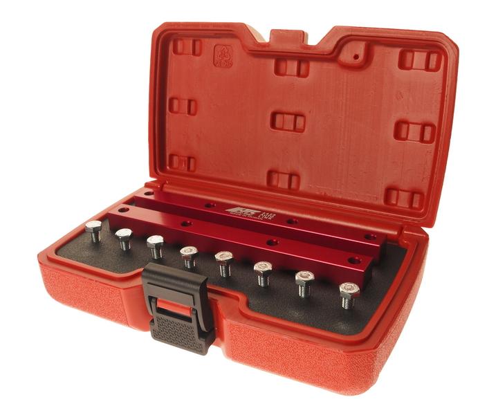 Набор JtcИнструмент для ремонта двигателя<br>Тип: фиксатор, Назначение инструмента: для фиксации распредвала, Набор: есть<br>