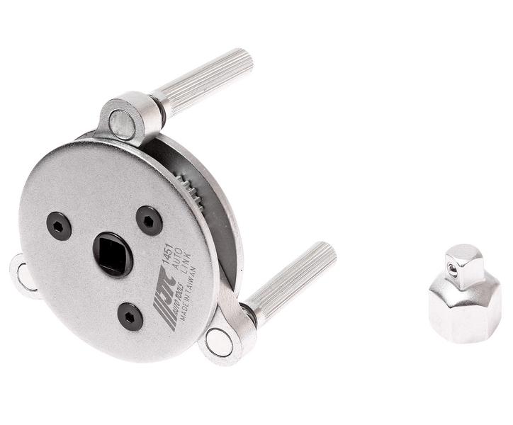 Съемник для масляных фильтров JtcИнструмент для монтажно-демонтажных работ (съемники)<br>Назначение: для маслянных фильтров<br>