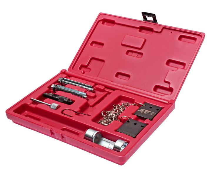 Фиксатор распредвала JtcИнструмент для ремонта двигателя<br>Тип: фиксатор, Назначение инструмента: для фиксации распредвала<br>