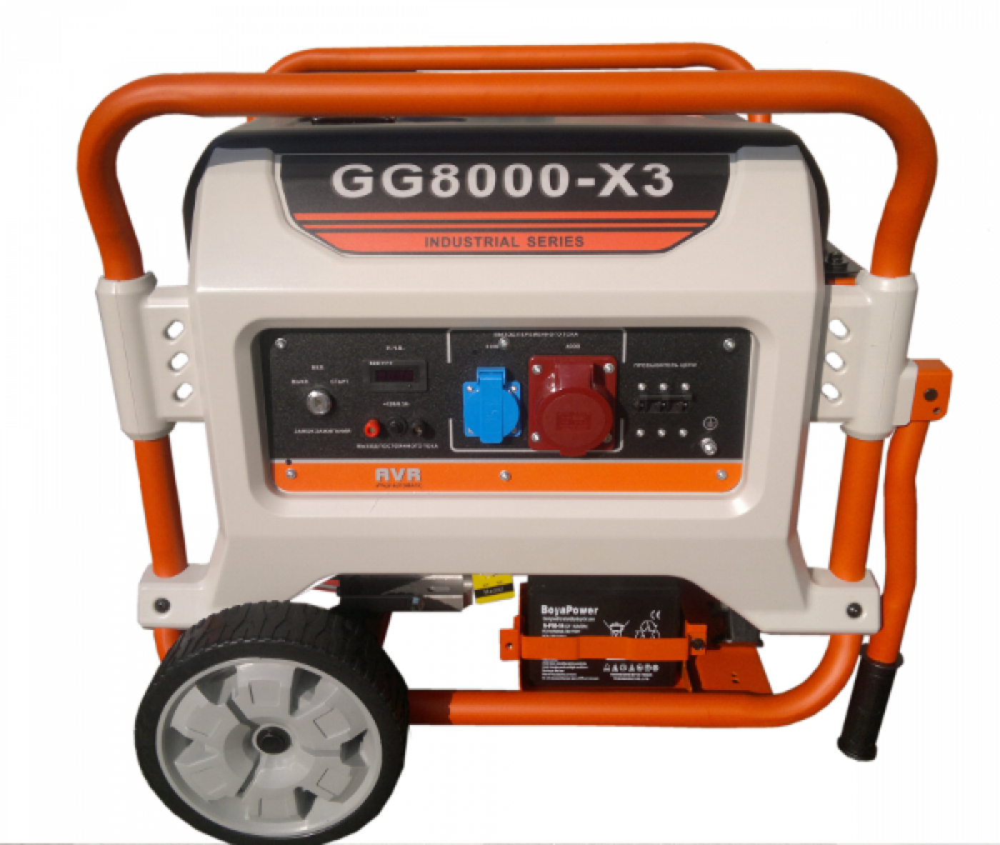 ������� ��������� Russian engineering group Gg8000-x3