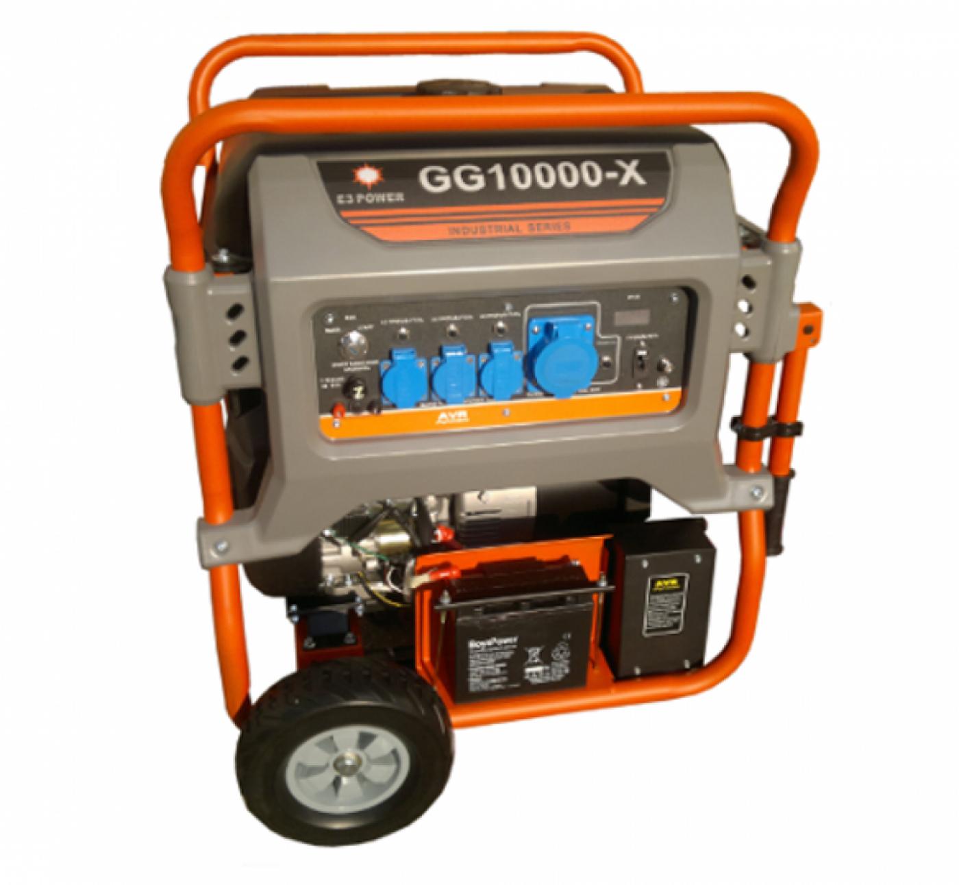 Газовый генератор Russian engineering group Gg10000-x