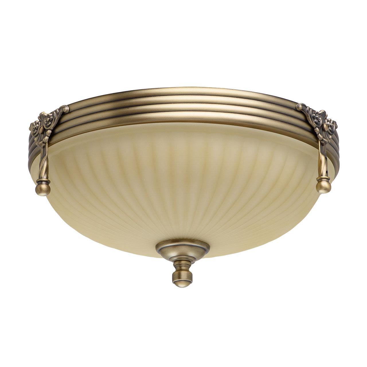 Люстра Mw lightЛюстры<br>Назначение светильника: для спальни,<br>Стиль светильника: классика,<br>Тип: подвесная,<br>Материал светильника: металл, стекло,<br>Материал плафона: стекло,<br>Материал арматуры: металл,<br>Длина (мм): 350,<br>Ширина: 350,<br>Высота: 150,<br>Количество ламп: 2,<br>Тип лампы: накаливания,<br>Мощность: 60,<br>Патрон: Е27,<br>Цвет арматуры: бронза,<br>Коллекция: Афродита<br>