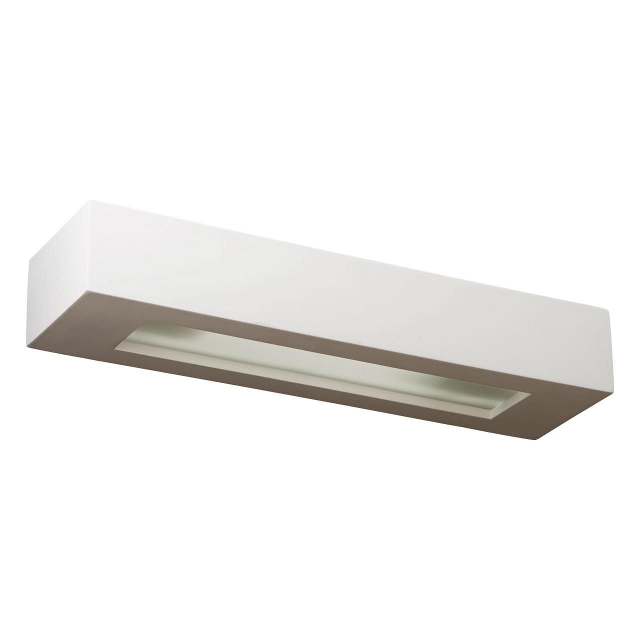 Бра Mw lightНастенные светильники и бра<br>Тип: бра,<br>Назначение светильника: для комнаты,<br>Стиль светильника: модерн,<br>Материал светильника: гипс,<br>Тип лампы: накаливания,<br>Количество ламп: 2,<br>Мощность: 40,<br>Патрон: Е14,<br>Цвет арматуры: белый,<br>Длина (мм): 100,<br>Ширина: 360,<br>Высота: 60,<br>Коллекция: Барут<br>