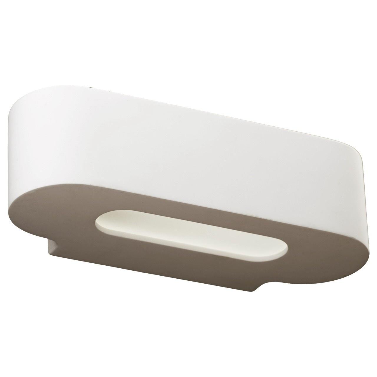 Бра Mw lightНастенные светильники и бра<br>Тип: бра,<br>Назначение светильника: для комнаты,<br>Стиль светильника: модерн,<br>Материал светильника: гипс,<br>Тип лампы: накаливания,<br>Количество ламп: 1,<br>Мощность: 40,<br>Патрон: Е14,<br>Цвет арматуры: белый,<br>Длина (мм): 80,<br>Ширина: 280,<br>Высота: 110,<br>Коллекция: Барут<br>
