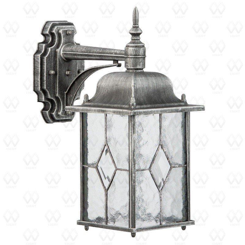 Бра Mw lightНастенные светильники и бра<br>Тип: бра,<br>Назначение светильника: уличный,<br>Стиль светильника: ковка,<br>Материал светильника: металл, стекло,<br>Тип лампы: накаливания,<br>Количество ламп: 1,<br>Мощность: 95,<br>Патрон: Е27,<br>Цвет арматуры: черный,<br>Длина (мм): 350,<br>Ширина: 160,<br>Высота: 290,<br>Коллекция: Бургос<br>
