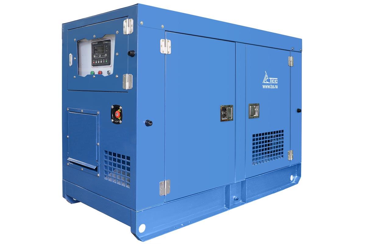 Дизельный генератор ТСС АД-30С-Т400-1РПМ10