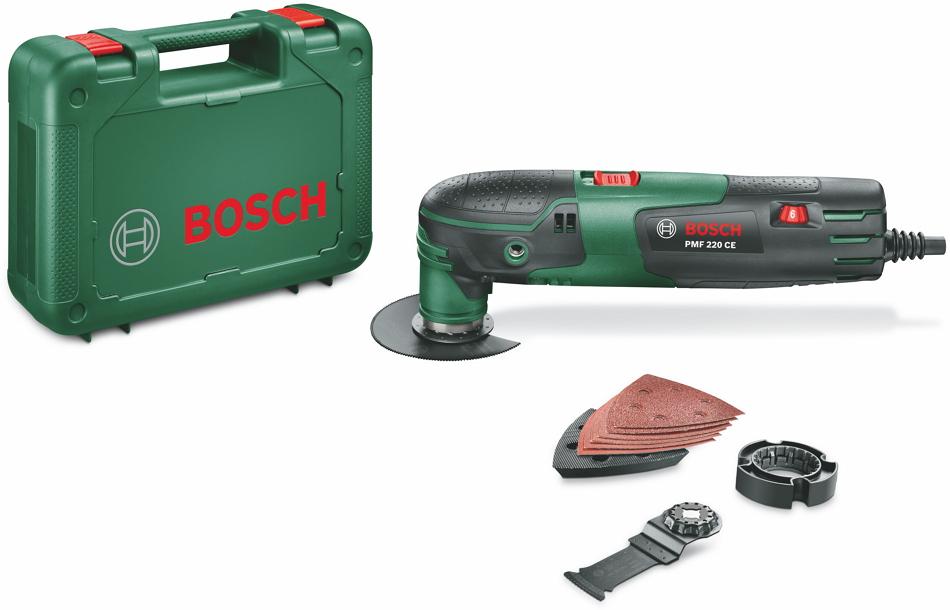 Инструмент многофункциональный Bosch
