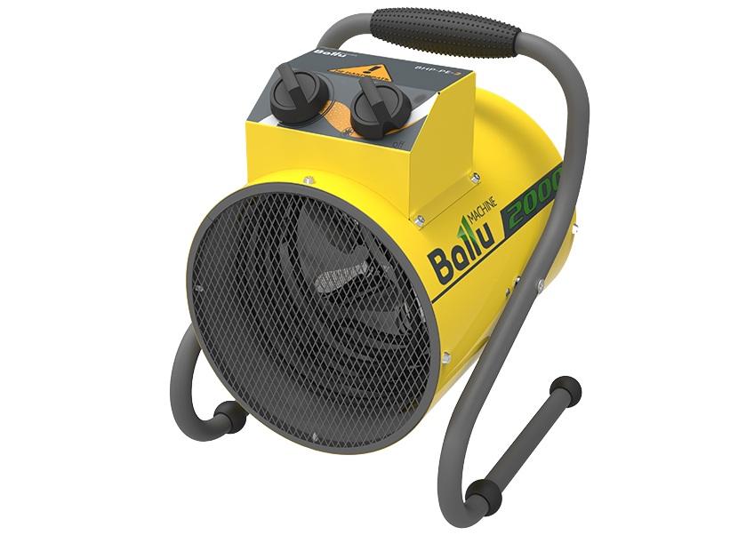 Тепловая пушка BalluТепловые пушки и нагреватели (промышленные)<br>Тип тепловой пушки: электрические, Мощность: 3000, Способ нагрева: прямой, Производительность (м3/ч): 230, Мобильность: переносной, Для помещения: есть, Защита от перегрева: есть<br>