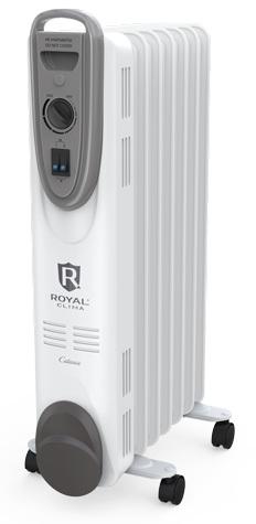 Радиатор Royal clima Ror-c7-1500m