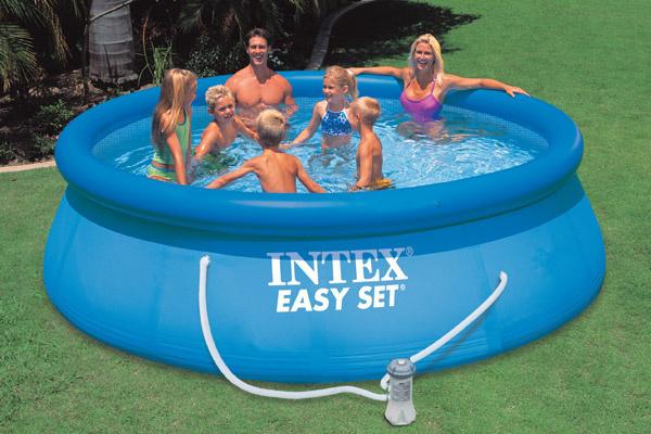 Бассейн надувной Intex 28146