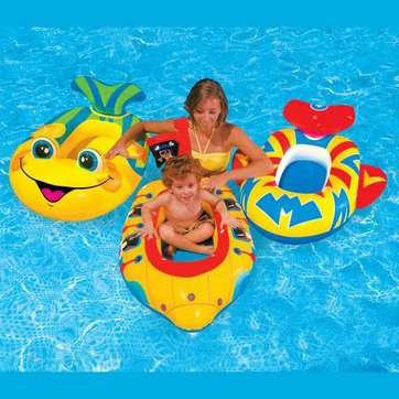 Лодка IntexТовары для пляжного отдыха<br>Тип: лодка, Размеры: 1020х690<br>