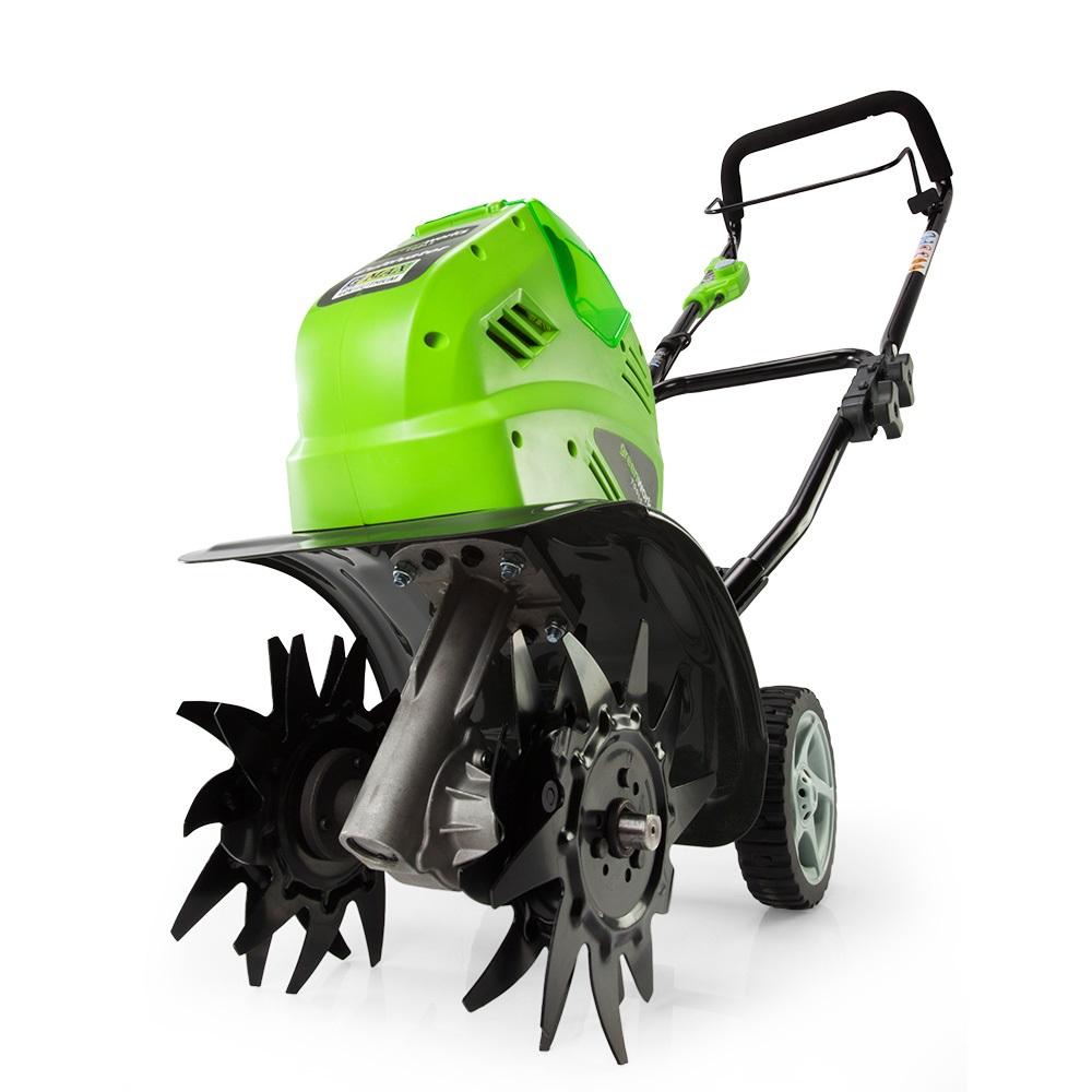 Культиватор Greenworks 27087