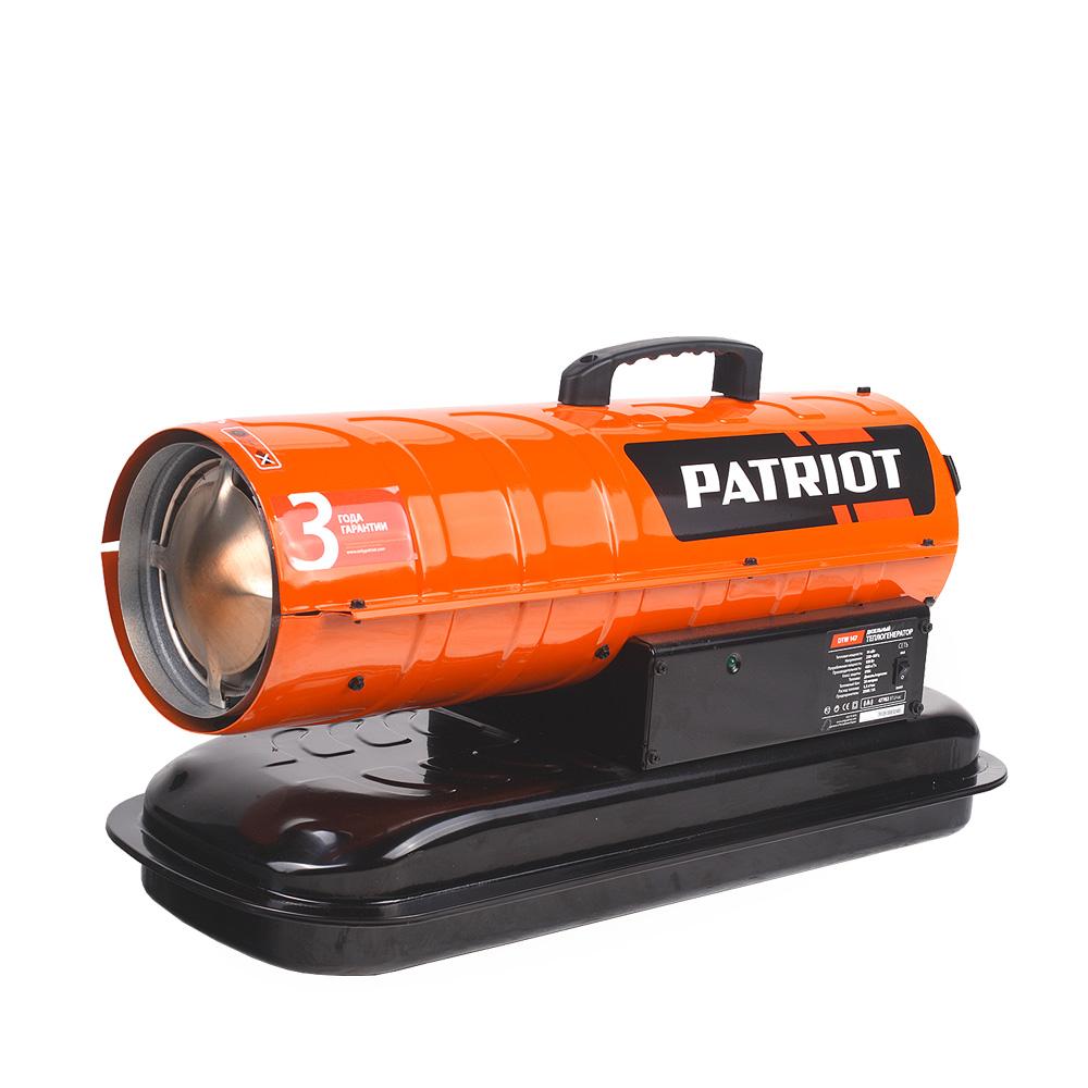 Калорифер дизельный Patriot