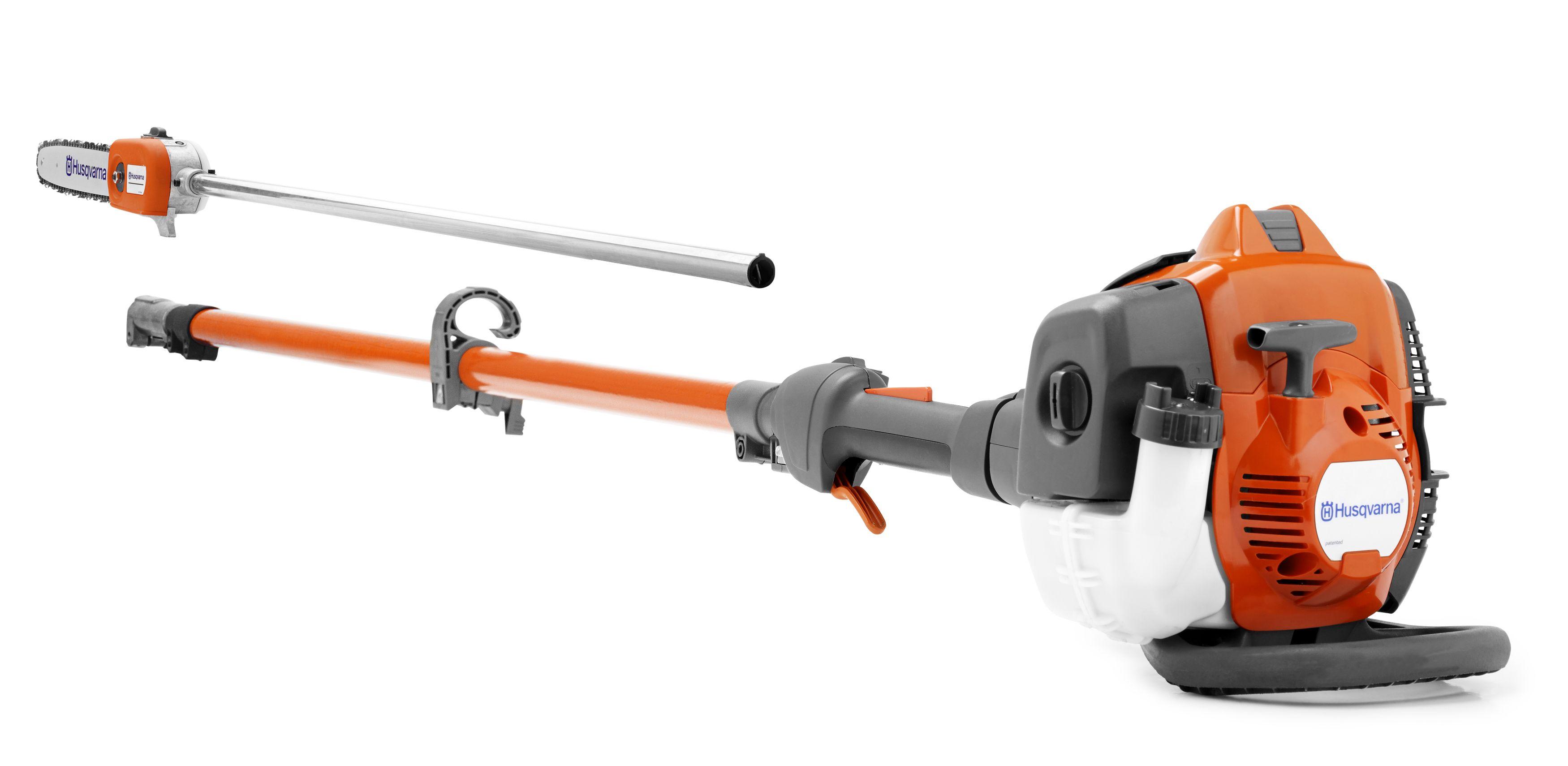 Высоторез HusqvarnaКусторезы и ножницы<br>Тип: высоторез, Мощность: 1000, Мощность (лс): 1.3, Рабочий объем: 25.4, Тип двигателя: бензиновый, Телескопическая/выдвижная: есть, Обороты: 8500, Бак: 0.51<br>