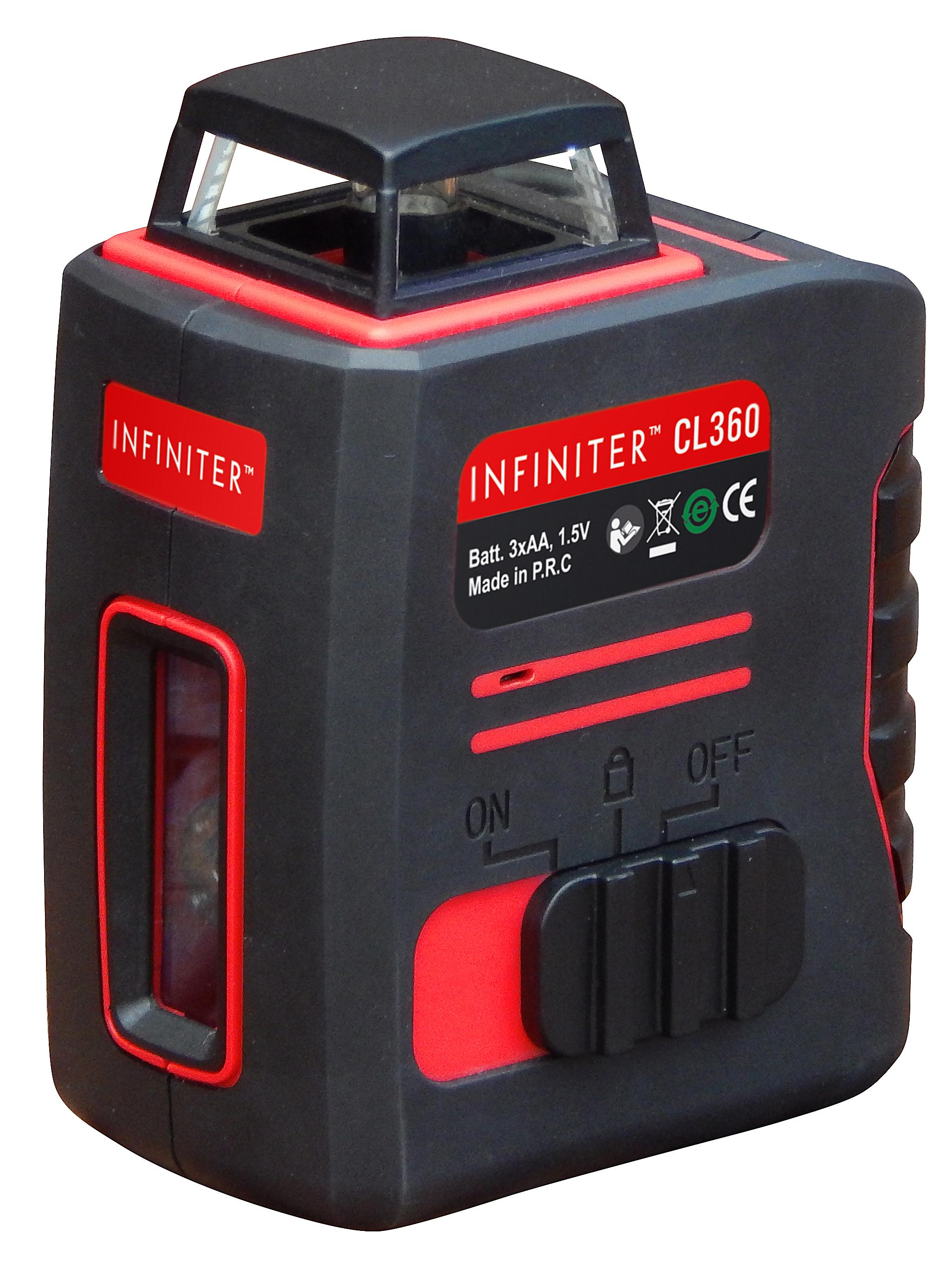 Уровень Infiniter Cl360